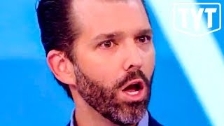 The Moment Trump Jr. Realized His Dad Broke The Law