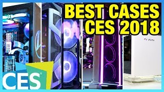 Best Gaming PC Cases of 2018 (So Far)   CES Case Round-Up