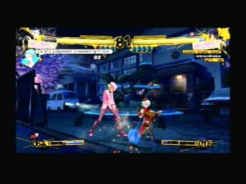 Two-Ell (Elizabeth) vs Umby (Naoto)