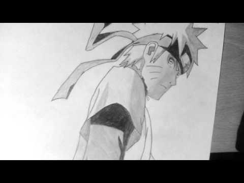 Naruto Sage Mode Drawings How to Draw Uzumaki Naruto