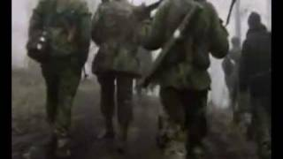 Chechnya in December 1999: Second War begining