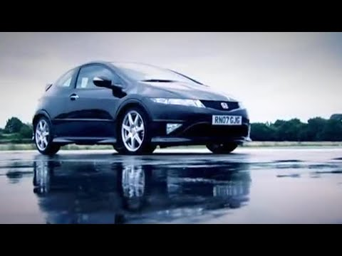 Honda Civic Type-R Review - Top Gear - BBC
