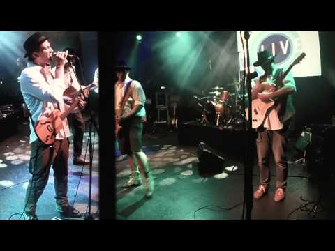 SPACE TAXI - How the West Was Won (cover by White Buffalo)  -  6/10/2015 - Luz de Gas