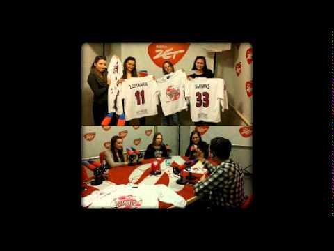Hockey Team Warsaw Lejdis - Radio Zet Gold 5.04.2014