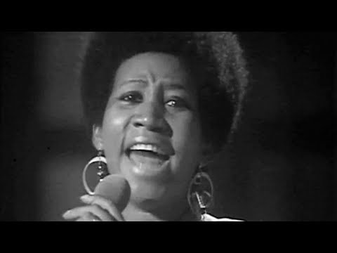 Aretha Franklin - I say a little prayer - Live HQ 1970 Music Videos
