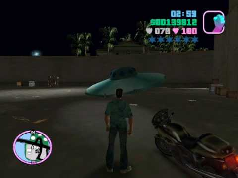 GTA Vice city misterios
