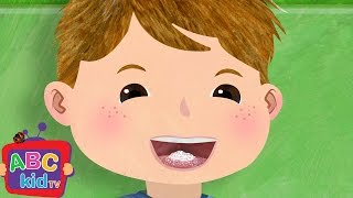 Johny Johny Yes Papa | Nursery Rhymes - ABCkidTV