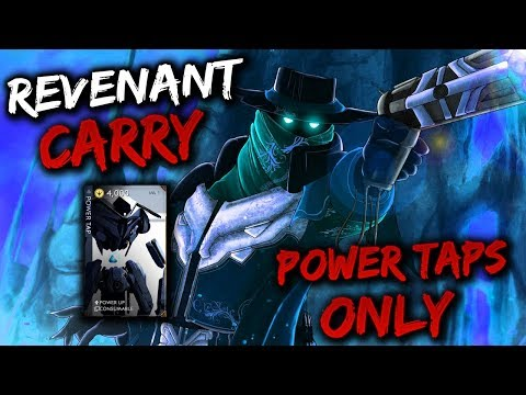 Paragon Revenant Gameplay - NO GEMS OR CARDS ONLY POWER TAPS!