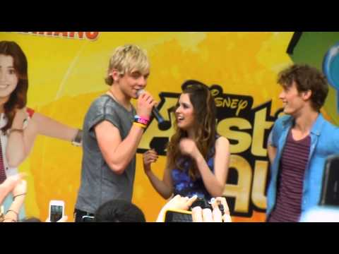 Ross Lynch And Laura Marano 23 2 13 How To Save Money