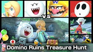 Super Mario Party Domino Ruins Treasure Hunt 20 Turns #8