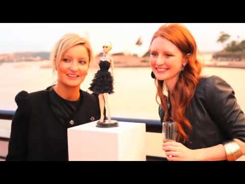 Barbie® by Stefano Canturi  unveiled at Australian Fashion Week