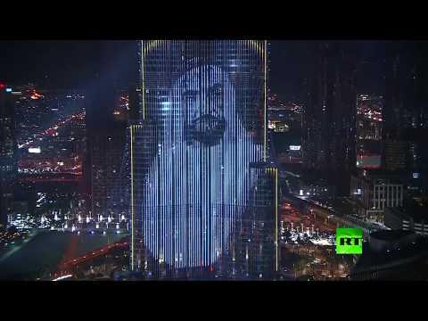 فيديو: كعادتها.. دبي تحطم الأرقام القياسية ليلة رأس السنة