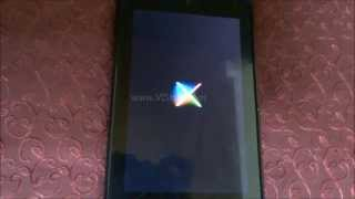 Nexus 7 Issue - Blinking / Flickering Screen after low battery auto shutdown