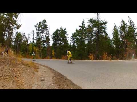Ride the Bull Outlaw 2012 - Kelowna Longboarding