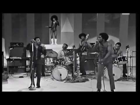 James Brown sex Machine  Rome On April 24, 1971 video