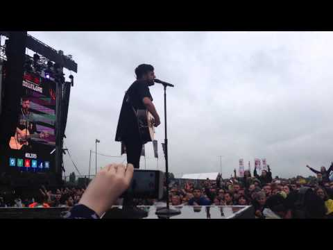 A Day To Remember - Champagne Supernova - If It Means A Lot To You,live at Download 2015