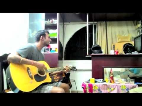 Sajni Jal Band Guitar Cover video