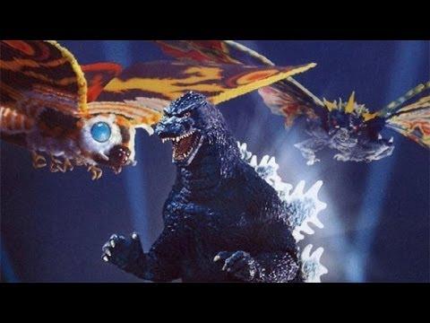 Critica y análisis a Godzilla vs Mothra: battle for earth (Loquendo)