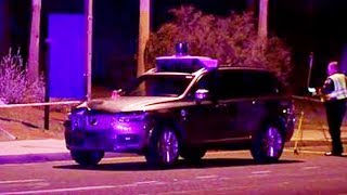 Uber's Self-Driving Car Involved In Fatal Accident