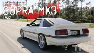 "1600HP MK3 Supra Street Pulls - ""The Great White"""