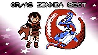 Pokemon Omega Ruby & Alpha Sapphire - Battle! Lorekeeper Zinnia [8bit]