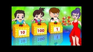 Baby Surprise Unboxing Gifts Funny Story! Popular Kids Songs  and Color Learns