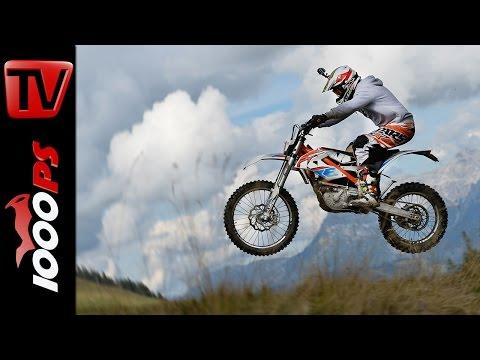 KTM Freeride E-Test | Preis, Reichweite, Fahrverhalten | 2015