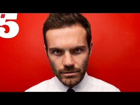 Juan Mata Freestyle Skills & Tricks | #5 Players Lounge