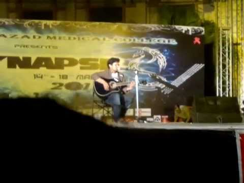 Marta nahi kyu - ( original song by Vishvesh ) - Aagman