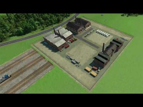 Transport Fever - Cargo System News