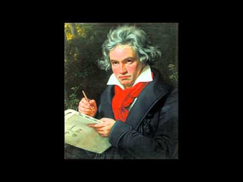 Beethoven's 9th Symphony. 4th movement