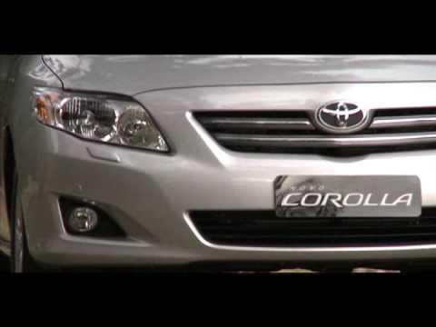 Avaliação do novo Toyota Corolla 2.0 16V Dual VVT-i