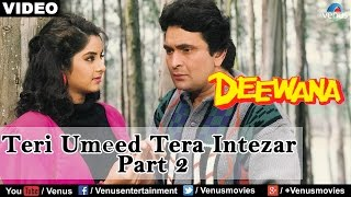 Teri Umeed Tera Intezar - Part 2 (Deewana)