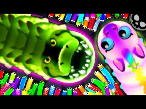 Wormax.io SCARY GIANT WORM KILLING ALL BIG WORMS | Epic Wormaxio Gamplay |( Funny Wormaxio Moments)