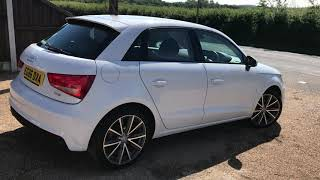 2017 AUDI A1 1.0 SPORTBACK TFSI SPORT FOR SALE | CAR REVIEW VLOG