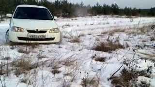 Off-Road Control - Mazda Familia 4WD