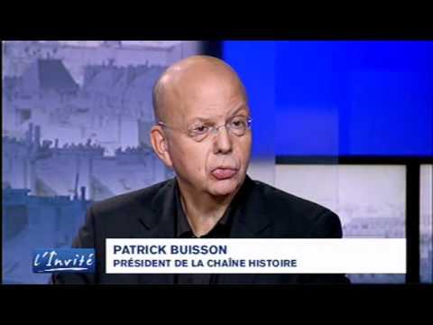 """Patrick BUISSON : """"L'érotisme est au coeur de la guerre, selon le conseiller de Sarkozy"""""""""""