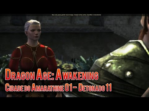 Dragon Age Awakening - Cidade do Amarathine