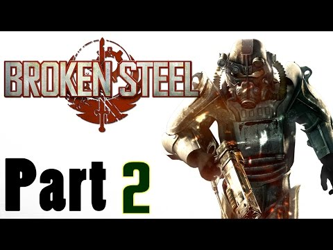 Fallout 3: Broken Steel Let's Play - Part 2: Shock Value ( Walkthrough, Commentary, Guide)