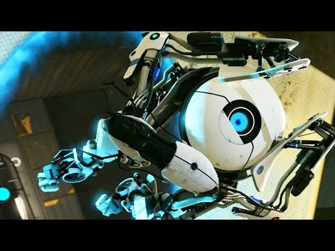 Portal 2 Gameplay (PC HD)