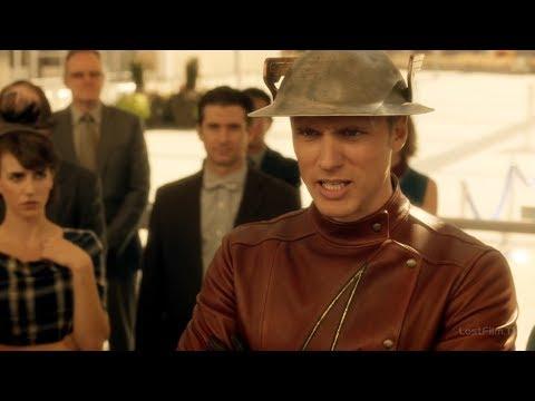 Джей Гаррик угрожает Харрисону Уелсу | Флэш (2 сезон 5 серия)