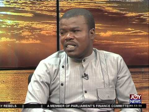 Ghana's Economy - AM Talk on Joy News (21-5-15)
