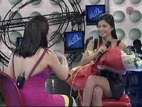 "angel  locsin  kita  singit  sa  ""the  buzz"""