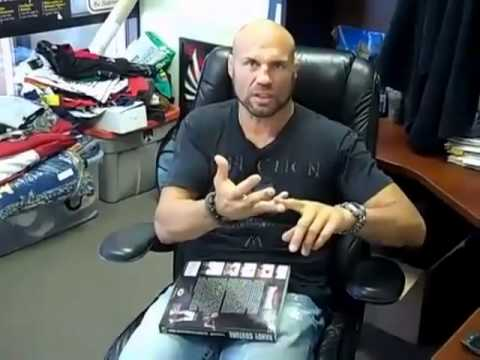 RANDY COUTURE  XTREME TRAINING  live interview Image 1