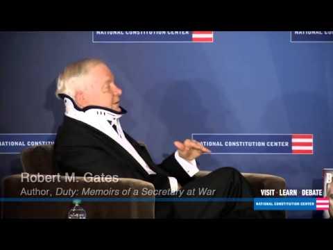 Robert Gates: President Obama Was 'Uninspiring'