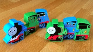 New Thomas and Friends Engine Match Express Percy and Thomas Play Set