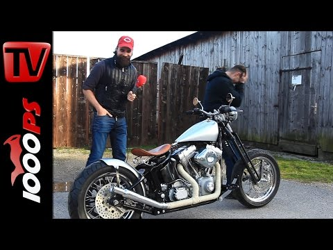 KOTs Kustombikes Harley Outtakes