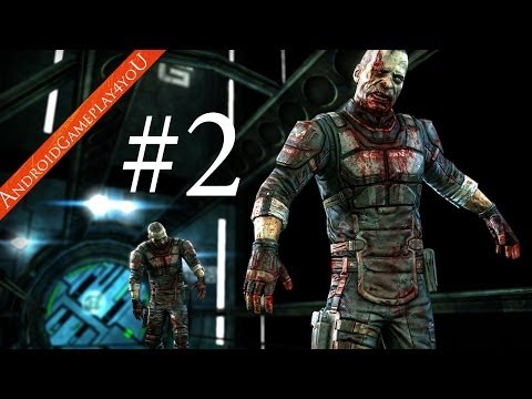 Dead Effect Android GamePlay - Walkthrough Part 2 (HD). Взлом Вконтакте бо