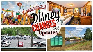 WHAT TO EXPECT AT DISNEY WORLD | Parking Fees, No Housekeeping, Toy Story Land & More!