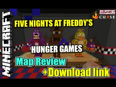 Minecraft PS3 - FIVE NIGHTS AT FREDDY'S HUNGER GAMES - Review + Download link ( PS4 ) TU24